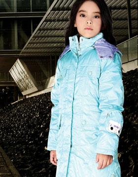 y-5盈湖_服饰服装品牌代理加盟_杭州赛尔美_羽绒童装